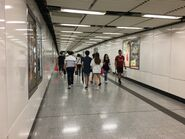 Lai Chi Kok Exit D tunnel