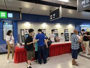 Sung Wong Toi give alcohol gels counter 13-06-2021