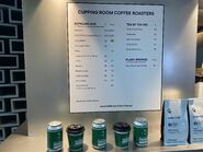 Hong Kong Tramways World Record Pop-Up Store drinks price 21-08-2021