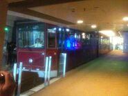 Peak Tram in The Peak Station 2