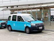 JU2802 (Hong Kong Lantau Taxi) 02-07-2020