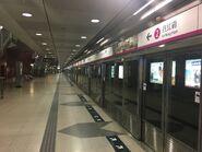 Tsuen Wan West platform 2 23-07-2019