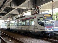 1026 plus 1006(143) MTR Light Rail 706 28-12-2020