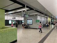 Ho Man Tin Tuen Ma Line platform 10-07-2021