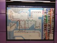 MTR Route Map effective from 29-03-2015