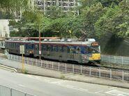 1071 plus 1206(007) MTR Light Rail 505 06-08-2021