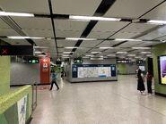 Ho Man Tin Interchange concourse 11-08-2021