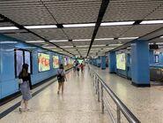 Kowloon Tong Kwun Tong Line concourse 13-10-2021