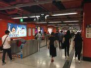 Lai Chi Kok exit gate 18-09-2019