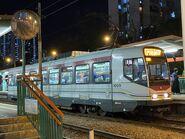 1069(205) MTR Light Rail 615P 29-01-2021
