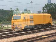 MTR Yellow Train car 1 27-06-2019