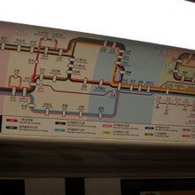 New lightrail system map 1113.JPG