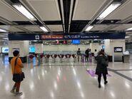 East Tsim Sha Tsui entry gate 29-06-2021