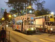 Hong Kong Tramways 114