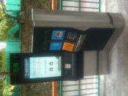 Shek Pai stop Ticket Machine 11-01-2015