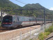 A Train Tung Chung Line 26-06-2016