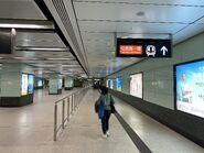 Diamond Hill Tuen Ma Line Phase 1 corridor 21-03-2020