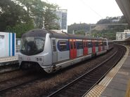 E5-E59 MTR East Rail Line 10-05-2015
