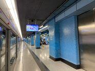 Mei Foo Tsuen Wan Line platform 29-01-2021