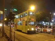 Hong Kong Tramways 31(121) Shek Tong Tsui to North Point 17-03-2015