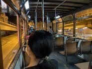 Hong Kong Tramways upper deck 26-11-2020