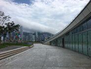 Hong Kong West Kowloon green place 2