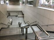 Nam Cheong Exit B staircase 1