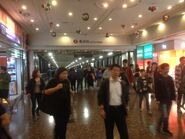 Shopping Mall link with Lam Tin Station