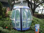 OP cable car model