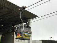 Ngong Ping 360 cable car no 113 06-07-2018