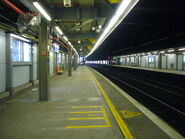 Tai Wo Station MTR early