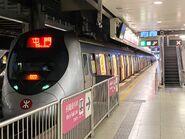 D346-D345(007) MTR West Rail Line open the doors 18-03-2020