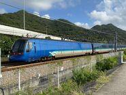 K411-E111 MTR Airport Express 22-06-2020