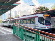 1025 plus 1035(145) MTR Light Rail 706 14-08-2020