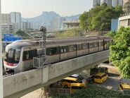 A354-A353(007) MTR Kwun Tong Line 23-03-2020