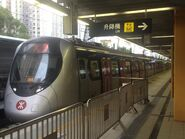 D521 Ma On Shan Line 19-11-2016 2