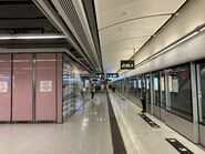 Hung Hom new West Rail Line platform 20-06-2021(10)