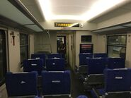 China Railway Hung Hom to Guangzhoudong compartment 2