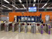 Po Lam exit gate 18-08-2021