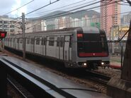 023 MTR Island Line 05-07-2016