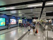 To Kwa Wan exit gate 31-07-2021