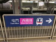 MTR West Rail Line board 14-06-2021(2)