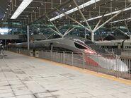 China Railway CR400AF-2064 G5601(Shenzhenbei to West Kowloon) 05-06-2019