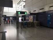 Tung Chung exit gate 16-01-2020