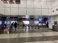 Tai Po Market entry gate 06-08-2020