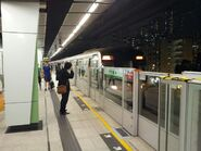 C Train MTR Kwun Tong Line in 2015(4)