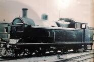 BS steam loco 1