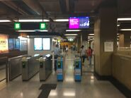 Cheung Sha Wan exit gate 04-11-2019