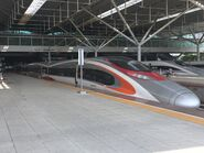 MTR CRH380A-0251 G5622(Hong Kong West Kowloon to Shenzhenbei) 03-06-2019