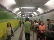 Ho Man Tin Exit A3 corridor 23-10-2016